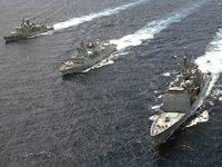 NATO gemileri, Karadeniz'e girmeye hazırlanıyor
