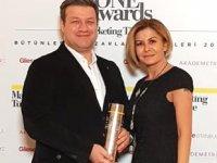 Ekol Lojistik, The One Awards'ta 'lojistik sektörü birincisi' ödülünü aldı