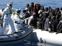 Avrupa'ya kaçak göç son 5 yılın en düşük seviyesine ulaştı