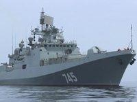 Rusya, Doğu Akdeniz'de seri tatbikatlara başladı
