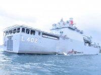 Deniz Kuvvetleri, Ege Denizi'nde tatbikat gerçekleştirdi