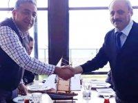 Hopa Liman Başkanı Selahattin Erdemir, Kaş Liman Başkanlığı'na atandı