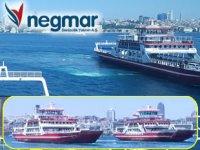 Negmar feribotlarında ücretsiz uygulama yarın başlıyor