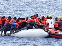 Akdeniz'de yılın ilk ayında 203 düzensiz göçmen öldü