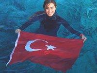 Şahika Ercümen, Antarktika'da dalış yapacak