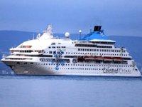 Çanakkale Boğazı'ndan yolcu gemisi geçiş sayısı 768'den 54'e düştü