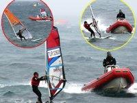 Kış Kupası Yelken Yarışları, Bodrum'da başladı