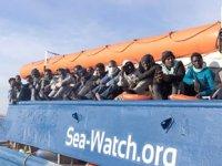 'Sea-Watch 3' isimli kurtarma gemisi, Sicilya Limanı'na demirleyecek