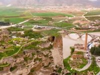 Hasankeyf'e antik liman inşa edilecek