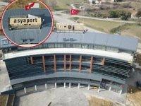 Asyaport Limanı'nın yeni yönetim binası hizmete açıldı