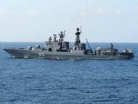 Rus Donanması, Karadeniz'de füzeli tatbikat yaptı