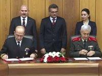Türkiye ile KKTC Arasında 'Sahil Güvenlik Protokolü' imzalandı