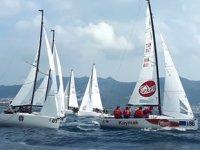 J70 Türkiye Şampiyonası'nın ilk ayağı sona erdi