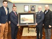 MSC ve Medlog, Samsun'da bir dizi ziyaret gerçekleştirdi