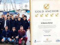 G-Marina Kemer, '5 Altın Çıpa'yı yeniledi