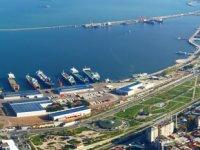 2018'de Samsun Limanı'na 3 bin 88 gemi yanaştı