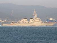 'USS Donald Cook' destroyeri ikinci kez Karadeniz'e dönüyor