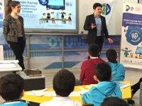 'Çocuklar Suyu Kodluyor Pojesi'nde eğitimler başladı