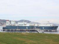 Türkiye'deki LNG terminallerinin kapasiteleri artırıldı