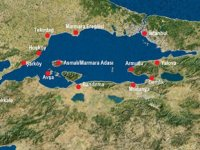 Marmara Denizi'ndeki yer hareketliliği yakından takip ediliyor