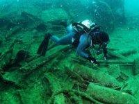 Çanakkale Savaşları'nda batırılan savaş gemisi Majestic dalış turizmine açılıyor