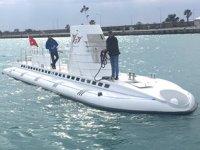 Nemo Primero, bakım çalışmalarının ardından denize indirildi