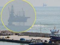 Karataş'ta petrol ve doğalgaz arama çalışmaları başladı