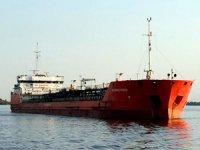 Yakıt borcundan dolayı Palmali'nin gemisine Köstence Limanı'nda el konuldu