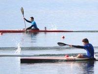Kanoda 'Olimpik ve Genç Milli Takım Seçme Yarışları' tamamlandı