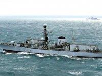 Türk-Rus gemileri, Karadeniz'de ortak askeri tatbikat yaptı