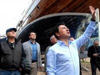 Bodrum, mega yatların bakım onarım üssü olacak