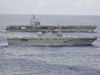 Japonya, Çin'e savaş gemisi gönderecek