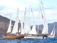 Bodrum'un rüzgarı da turizme katkı sağlıyor