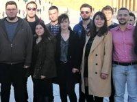 GMO Öğrenci Komisyonu, Ankara'yı ziyaret etti