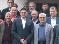 Serkan Acar, Gemi Söküm Yan Sanayicileri Derneği'ni ziyaret etti