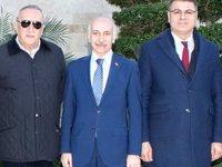 Ulaştırma ve Altyapı Bakan Yardımcısı Selim Dursun, Yalıkavak Marina'yı ziyaret etti