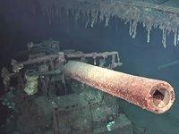 USS Wasp isimli uçak gemisinin kalıntıları bulundu