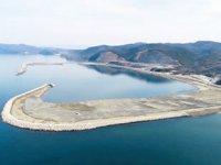 Filyos Limanı'nda çalışmalar devam ediyor