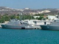 Güney Kıbrıs'a inşa edilen Fransız deniz üssü, 2020'de hizmete girecek