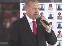 Cumhurbaşkanı Recep Tayyip Erdoğan: Biz tarihi Çanakkale'de kanımızla yazdık...