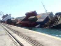 'LS Star' isimli kargo gemisi İran'da battı