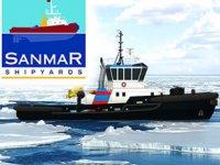 Sanmar, Alfons Hakans'a 2 adet TundRA sınıfı römorkör inşa edecek