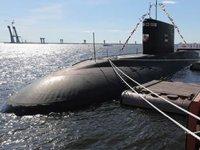 Rusya, 'Starıy Oskol' isimli denizaltı ile Karadeniz'de tatbikat yapacak