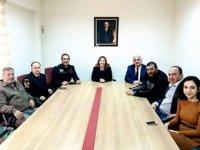 Mudanya'da denizciler kanserle savaşa hazırlanıyor