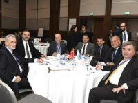 İMEAK DTO 3. Müşterek Meslek Komiteleri Toplantısı gerçekleştirildi