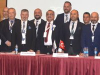 Erkan Dereli, yeniden TÜRDEF Başkanlığı'na seçildi
