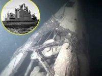 Sovyetler Birliği'nin 'Semga' isimli kayıp denizaltısı bulundu