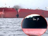 Umman Körfezi'nde Aseem' isimli LNG tankeri ile 'Shinyo Ocean' isimli VLCC tankeri çatıştı