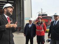 Dünyada Sanmar üretimi 137 römorkör çalışıyor