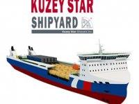 Kuzey Star Shipyard, 2 adet LNG tahrikli Ro-Ro gemisi inşa edecek